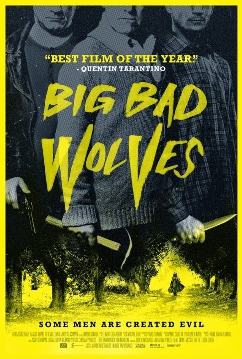 Big Bad Wolves หมาป่าอำมหิต [HD][พากย์ไทย]