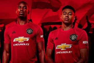 Jersey Baru Manchester United 2019-2020