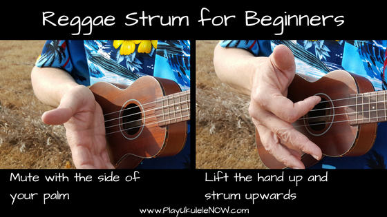 New Strums: Reggae Strum, Ska Strum, Rock Steady Strum
