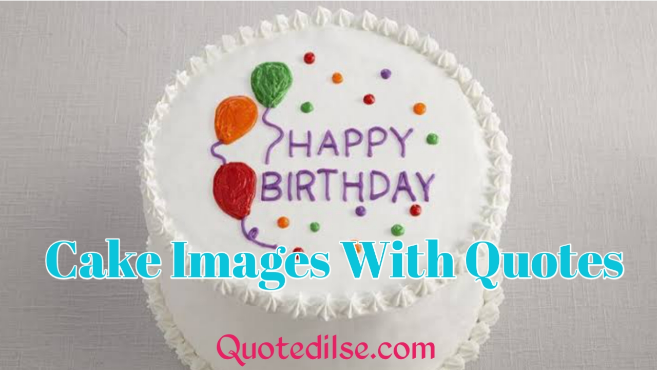 Terrific Birthday Cake Images With Quotes Personalised Birthday Cards Cominlily Jamesorg