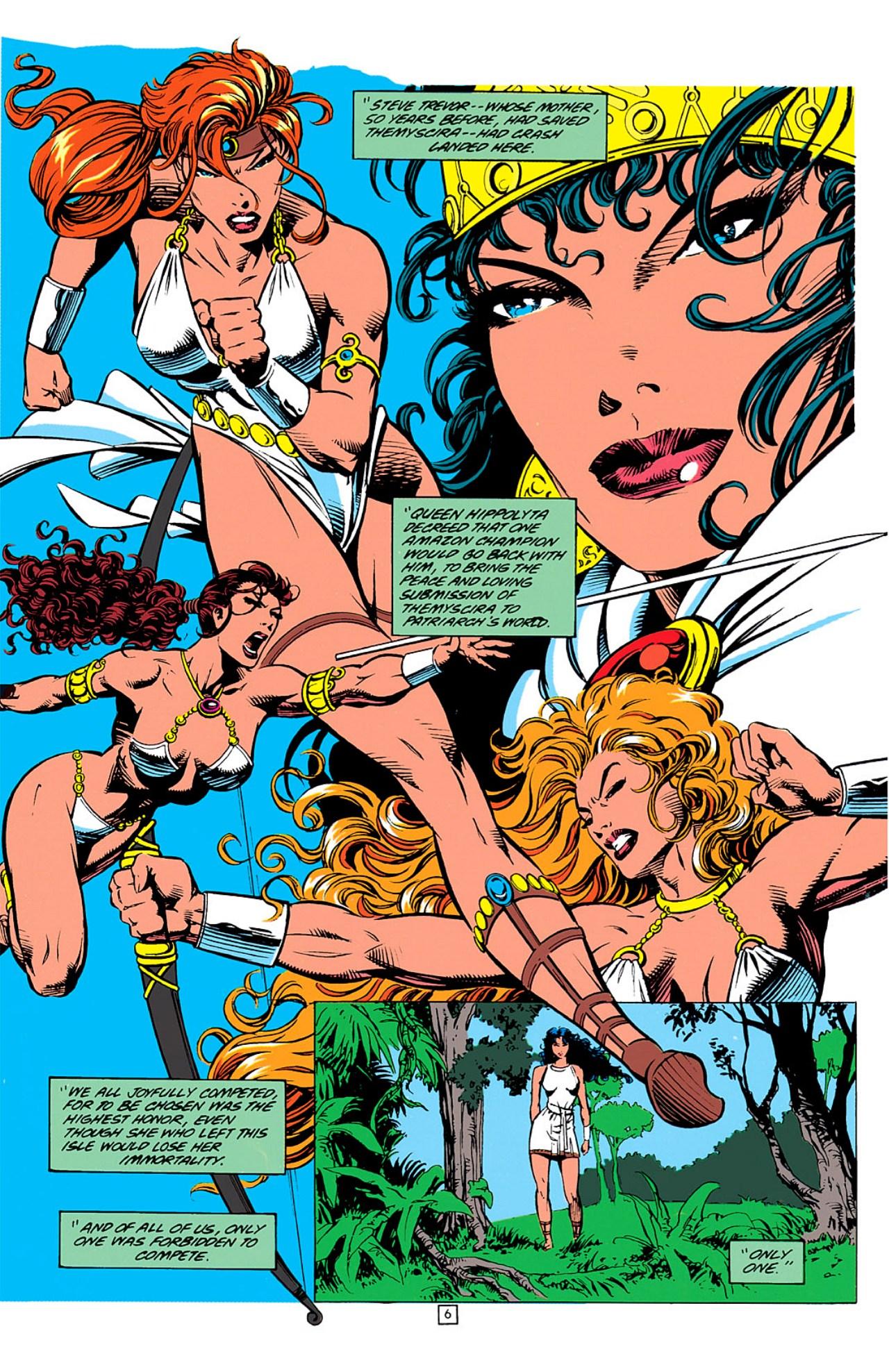 Read online Wonder Woman (1987) comic -  Issue #0 - 7