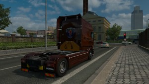 Scania RJL All chassis and two skins