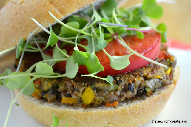The ultimate Veggie Burger recipe!