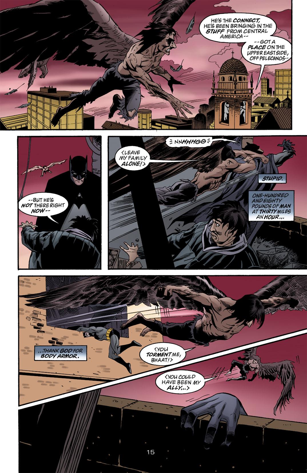 Detective Comics (1937) 770 Page 15