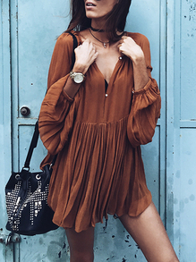 www.shein.com/Brown-Long-Sleeve-Pleated-Dress-p-234356-cat-1727.html?aff_id=2525