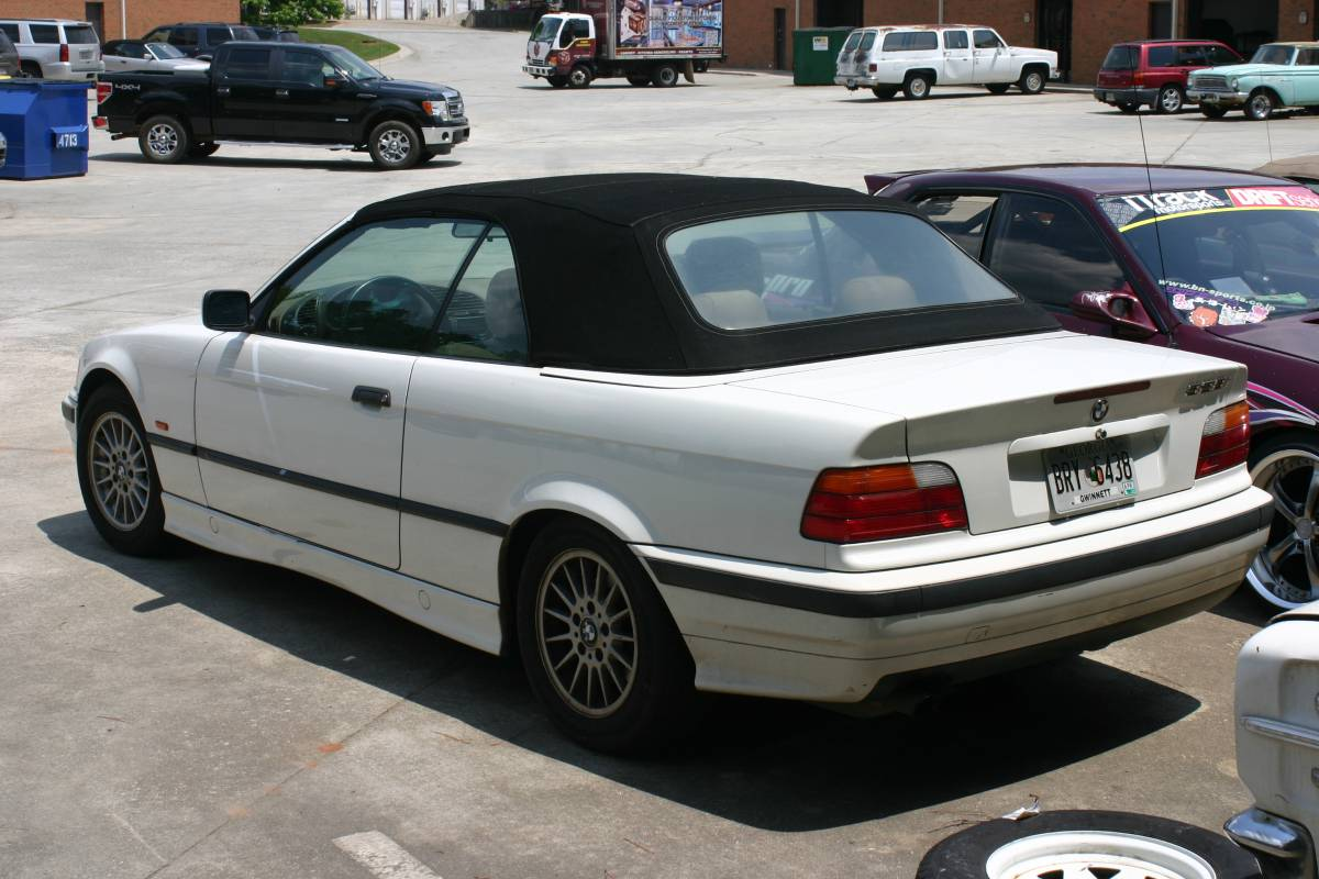 Daily Turismo Seller Submission BMW I Convertible - 1997 bmw 328i convertible