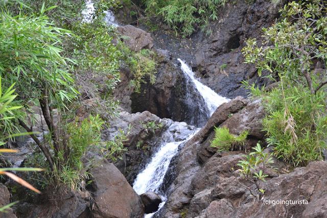 Pundaquit Falls Tub