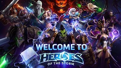 Game  HEROES STORM