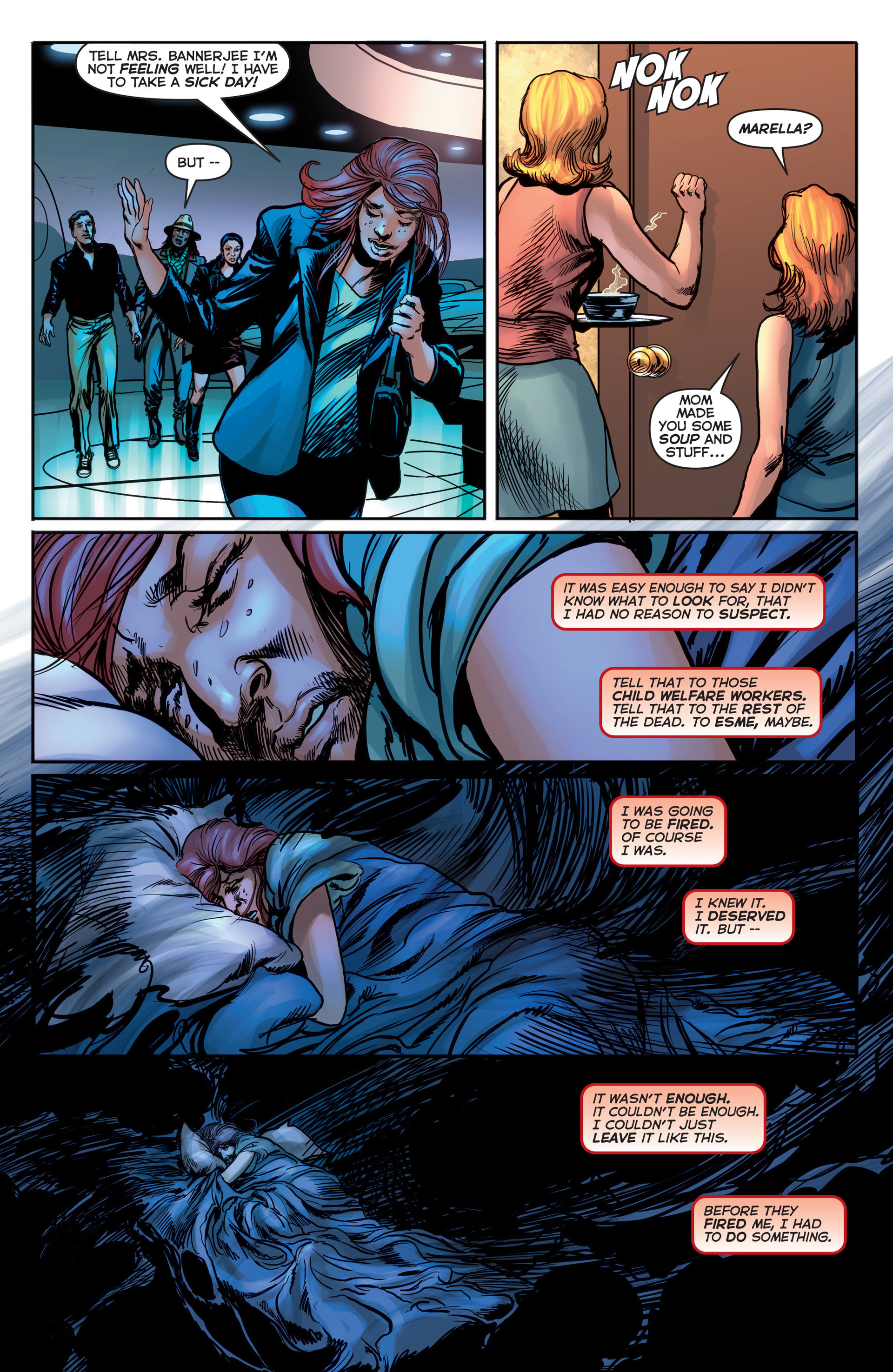 Read online Astro City comic -  Issue #3 - 8