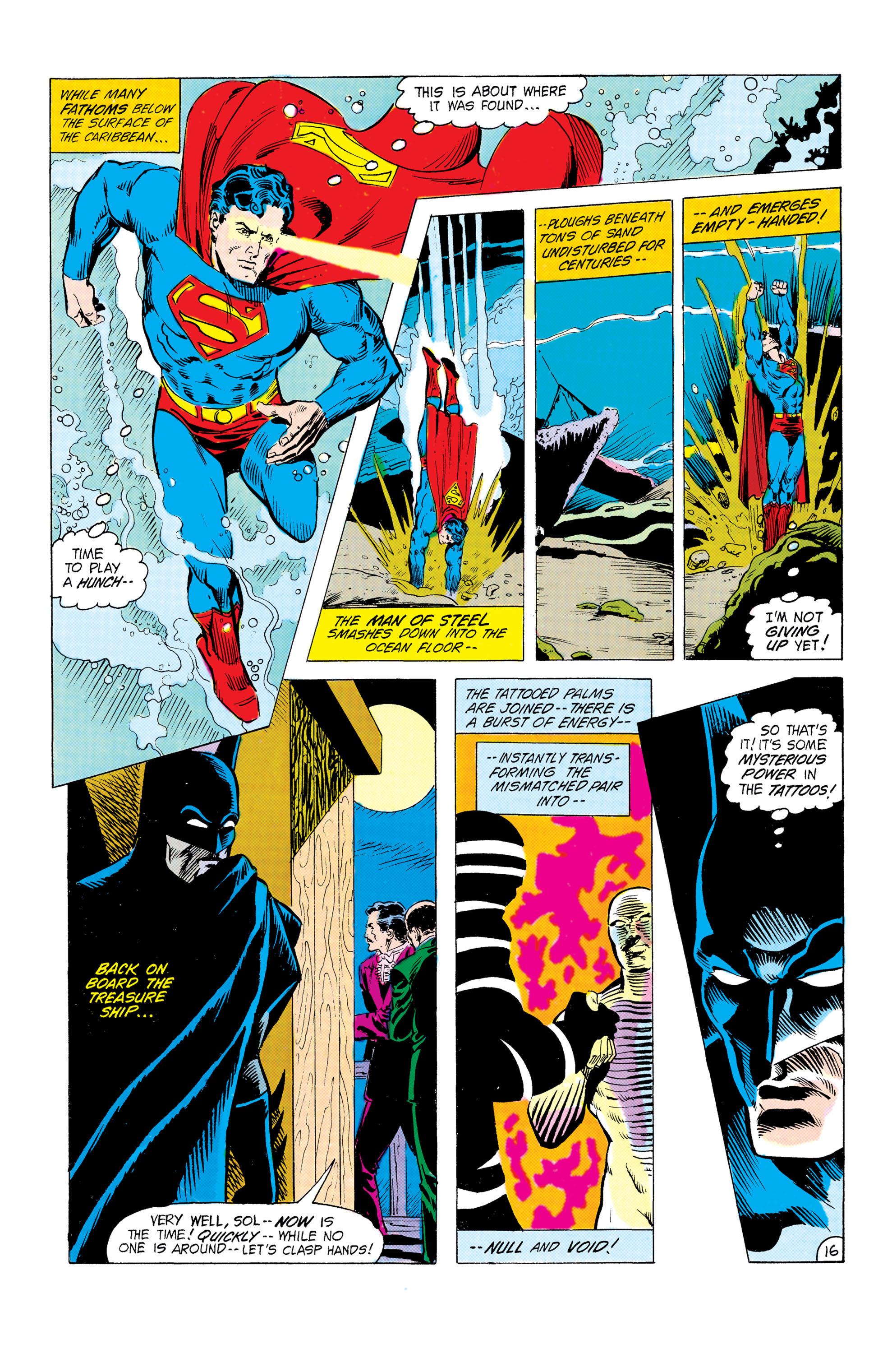 Read online World's Finest Comics comic -  Issue #304 - 17