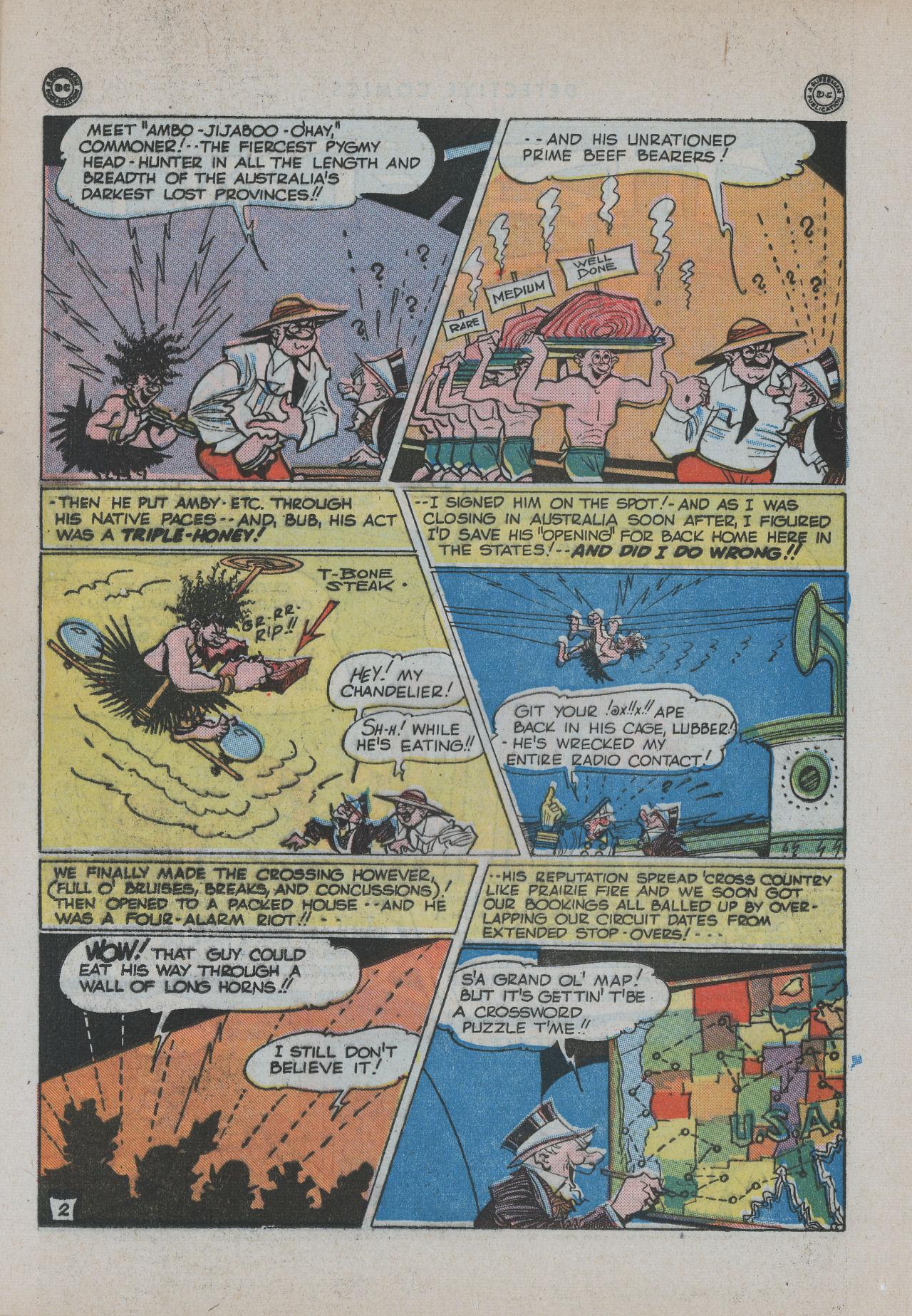 Read online Detective Comics (1937) comic -  Issue #108 - 34