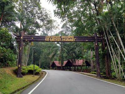 Taman Botani Shah Alam Taman Haiwan