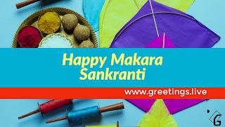 Happy Makara Sankranti Kites Festival 2018