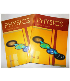 12TH CLASS NCERT PHYSICS BOOK