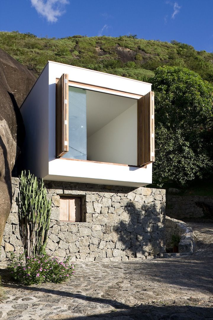 Casas modulares y prefabricadas de dise o la casa box for Como remodelar una casa