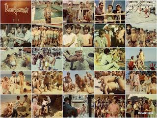 Иностранка / Inostranka / The Foreigner. 1965.