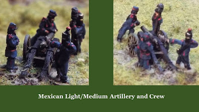 Mexican Light/Medium Guns and Crew picture 1