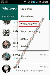 cara instal whatsapp di pc tanpa bluestack emulator