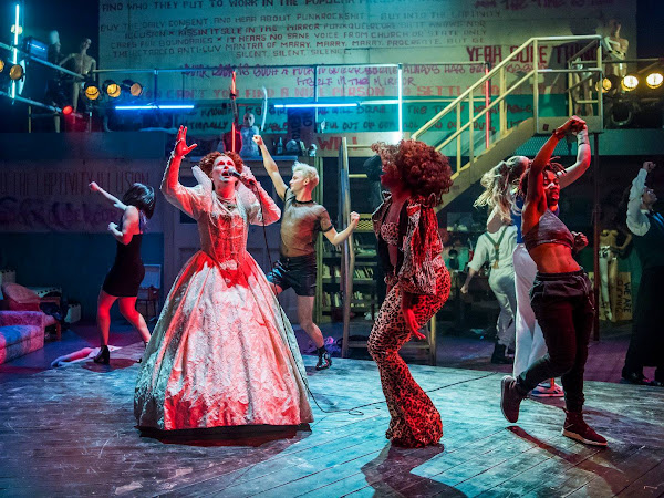 Jubilee, Lyric Hammersmith | Review