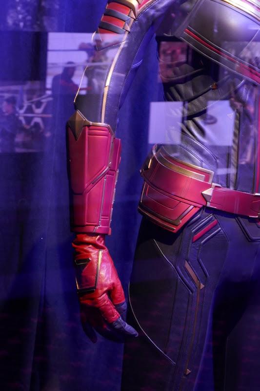 Avengers Captain Marvel costume glove