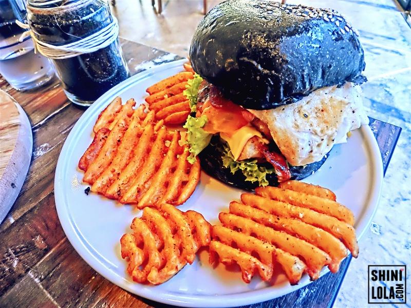 Tower Burger, RM22