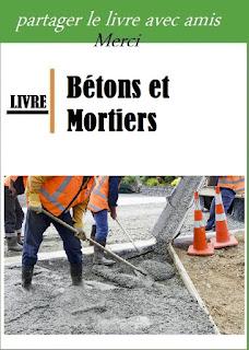 bétons et mortiers pdf