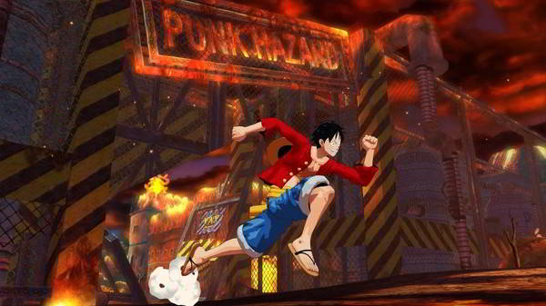 One Piece Unlimited World Red Compucalitv imagen 3