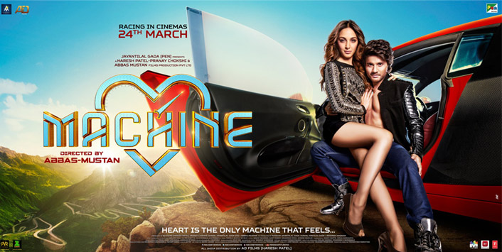 full cast and crew of Bollywood movie Machine 2017 wiki, Mustafa Burmawalla, Kiara Advani Machine story, release date, Machine Actress name poster, trailer, Video, News, Photos, Wallapper