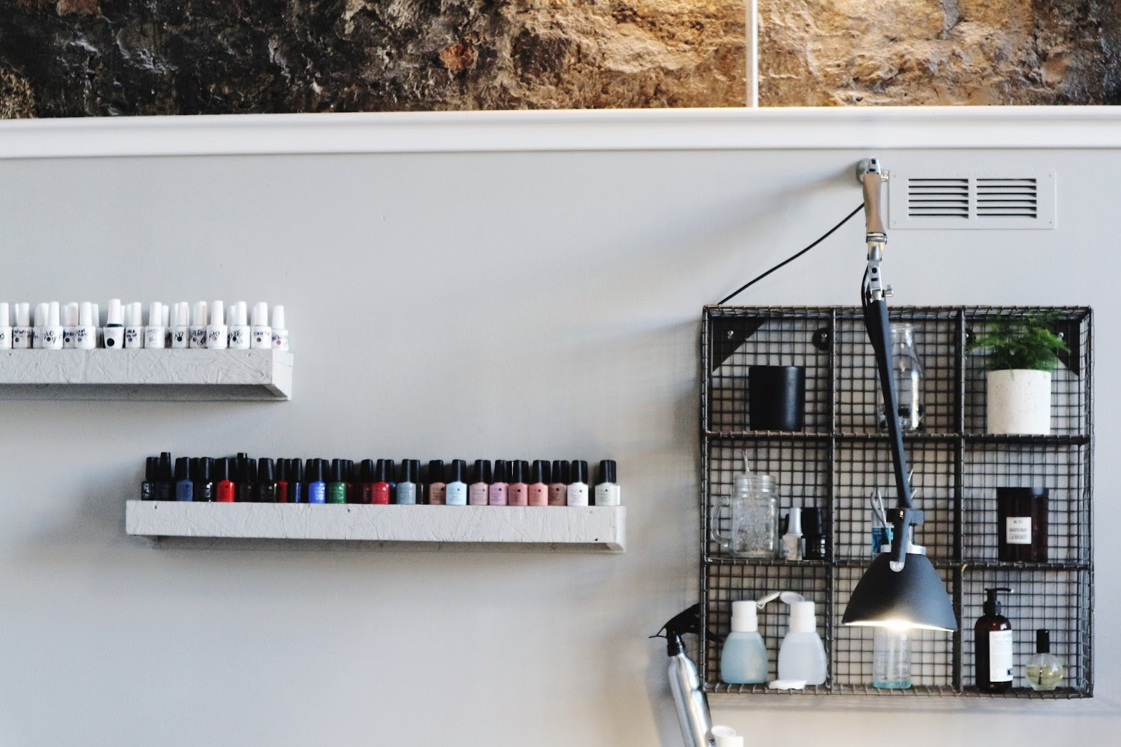 Buff, Edinburgh - The Nail Bar Of My Manicure Dreams | Megan Fife