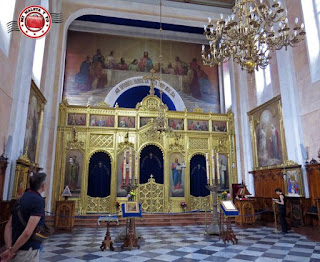 Dubrovnik - Iglesia ortodoxa serbia