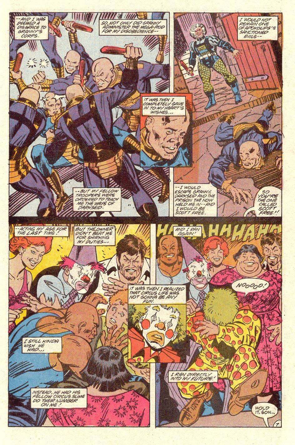 Read online Secret Origins (1986) comic -  Issue #33 - 9