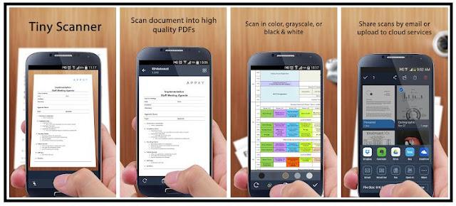 Gambar untuk Tiny Scanner - PDF Scanner App