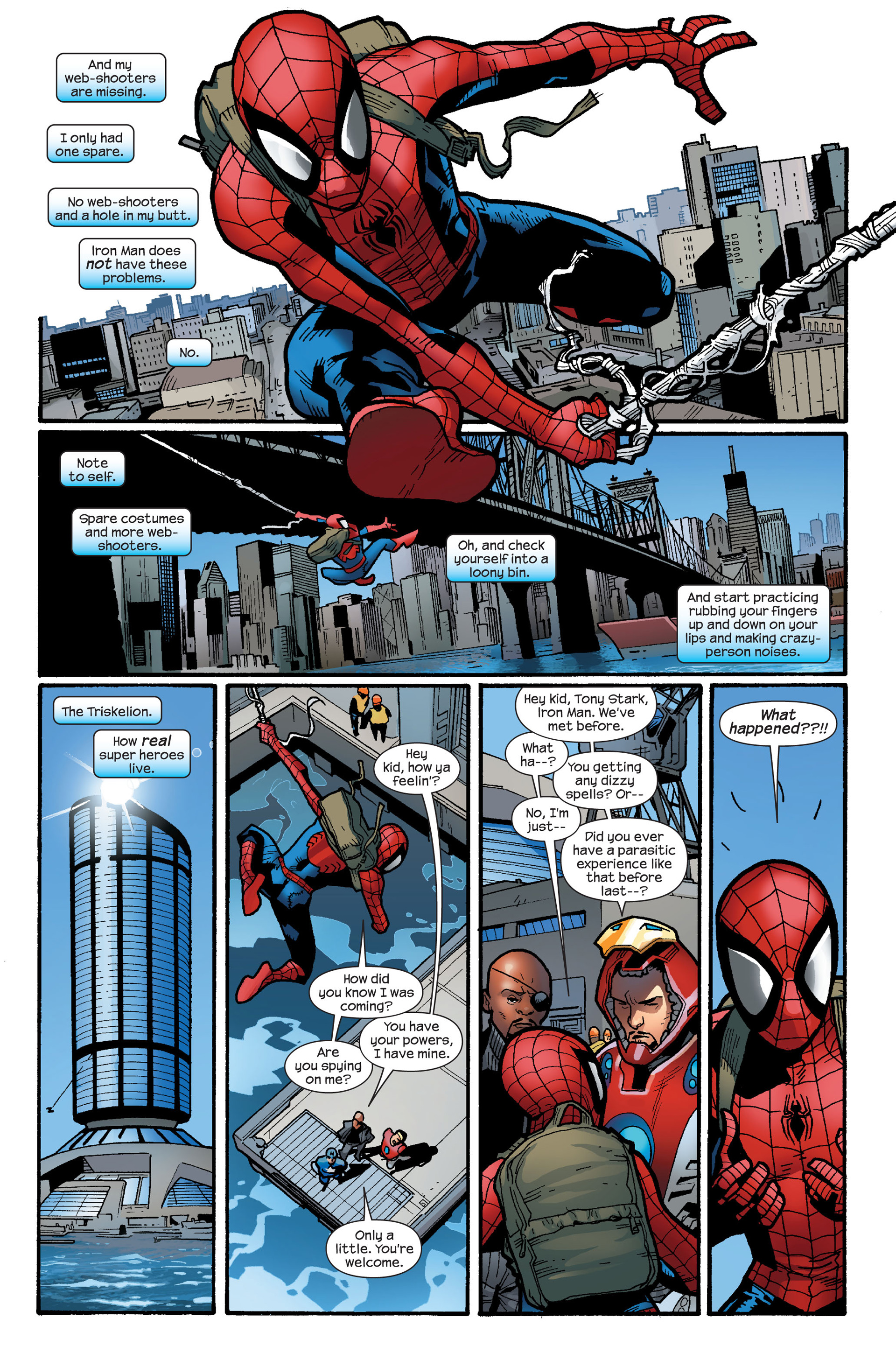 Read online Ultimate Spider-Man (2000) comic -  Issue #126 - 18