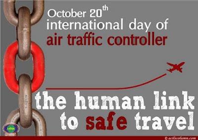 Διεθνής Ημέρα Ελεγκτών Εναέριας Κυκλοφορίας