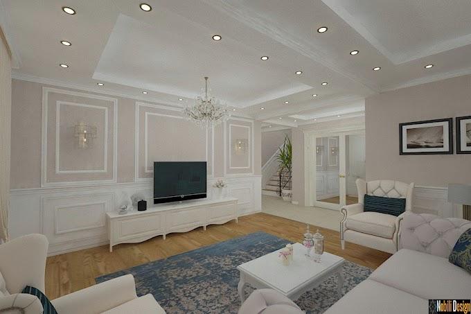 Design interior casa stil clasic in Brasov | Firma amenajari interioare Brasov