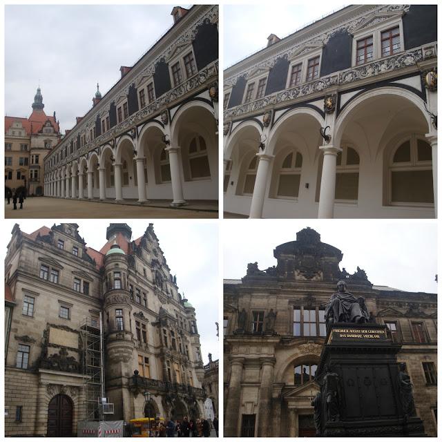 Stallhof, Dresden
