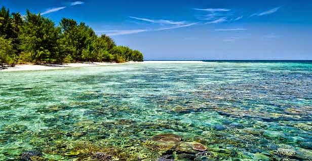 Sumber daya alam air Indonesia