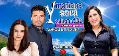 Nueva Telenovela Y Mañana Sera Otro Dia
