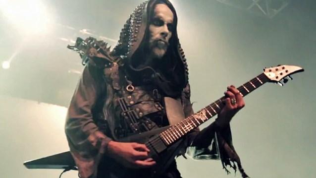 "Nergal (Behemoth) explica que hay detrás de ""God=Dog"""