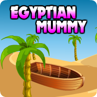 AvmGames Egyptian Mummy Escape Walkthrough