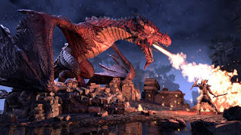 The Elder Scrolls Online Elsweyr, 4K, #5.595