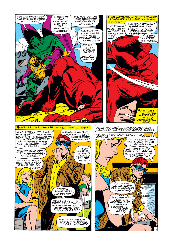 Daredevil (1964) 33 Page 3