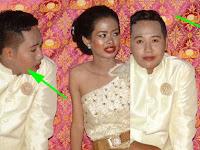Pengantin Wanita Kecewa Make up Pernikahannya Begitu Mengerikan, Tapi Pria Ini Datang Jadi Penyelamat, Begini Hasilnya