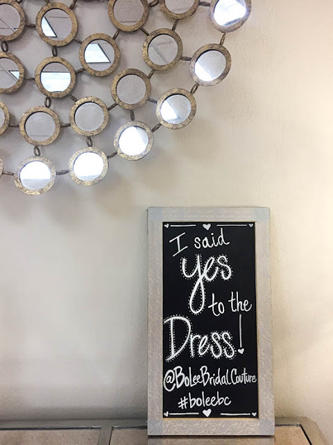 Yes to the Dress Wedding Dress Shopping Experience at BoLee Bridal Couture