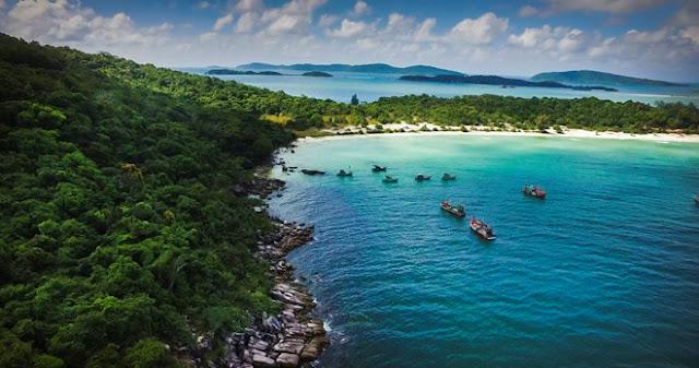 Bãi Khem, Mũi Ông Đội: Hai điểm đến tuyệt đẹp của Phú Quốc