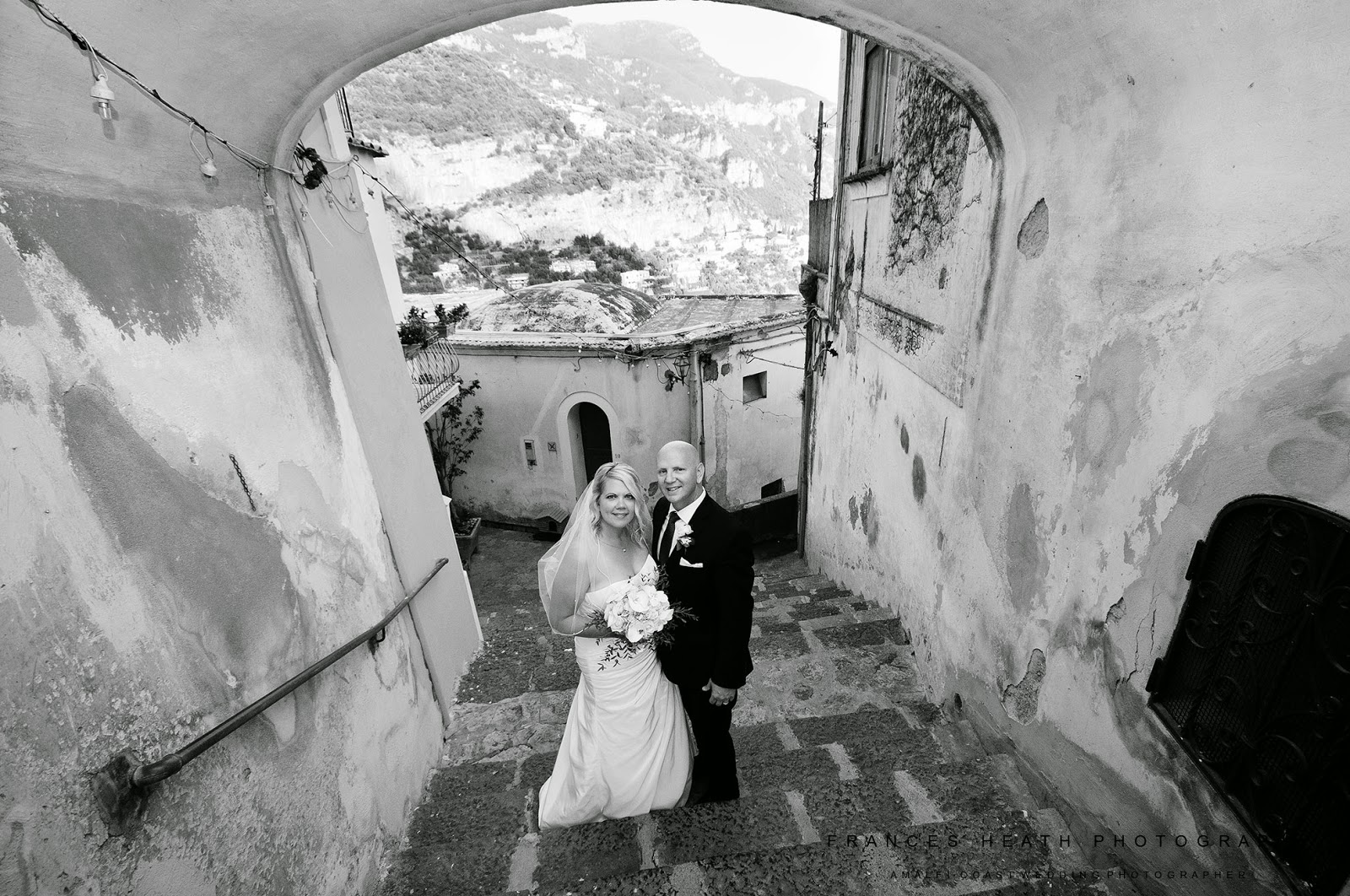 Elopement wedding Positano Amalfi Coast
