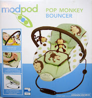 modpod Pop Monkey Bouncer
