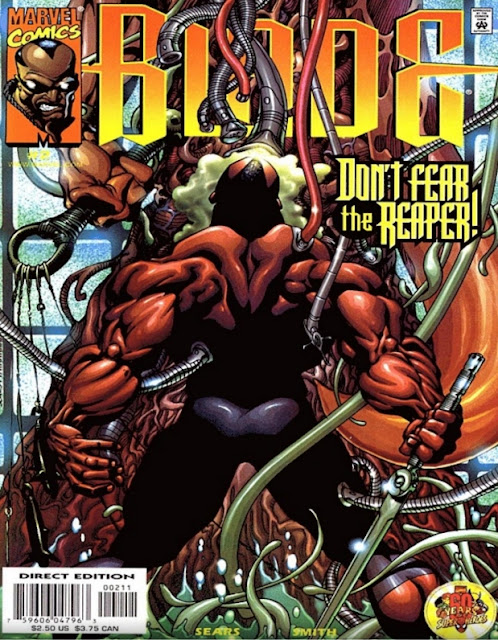 Blade - Vampire Hunter (Marvel 19992000) - 2 of 6