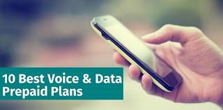 Top 10 Best Voice & Data Prepaid Plans From Jio, Airtel, Vodafone, Idea & BSNL [Comparison]