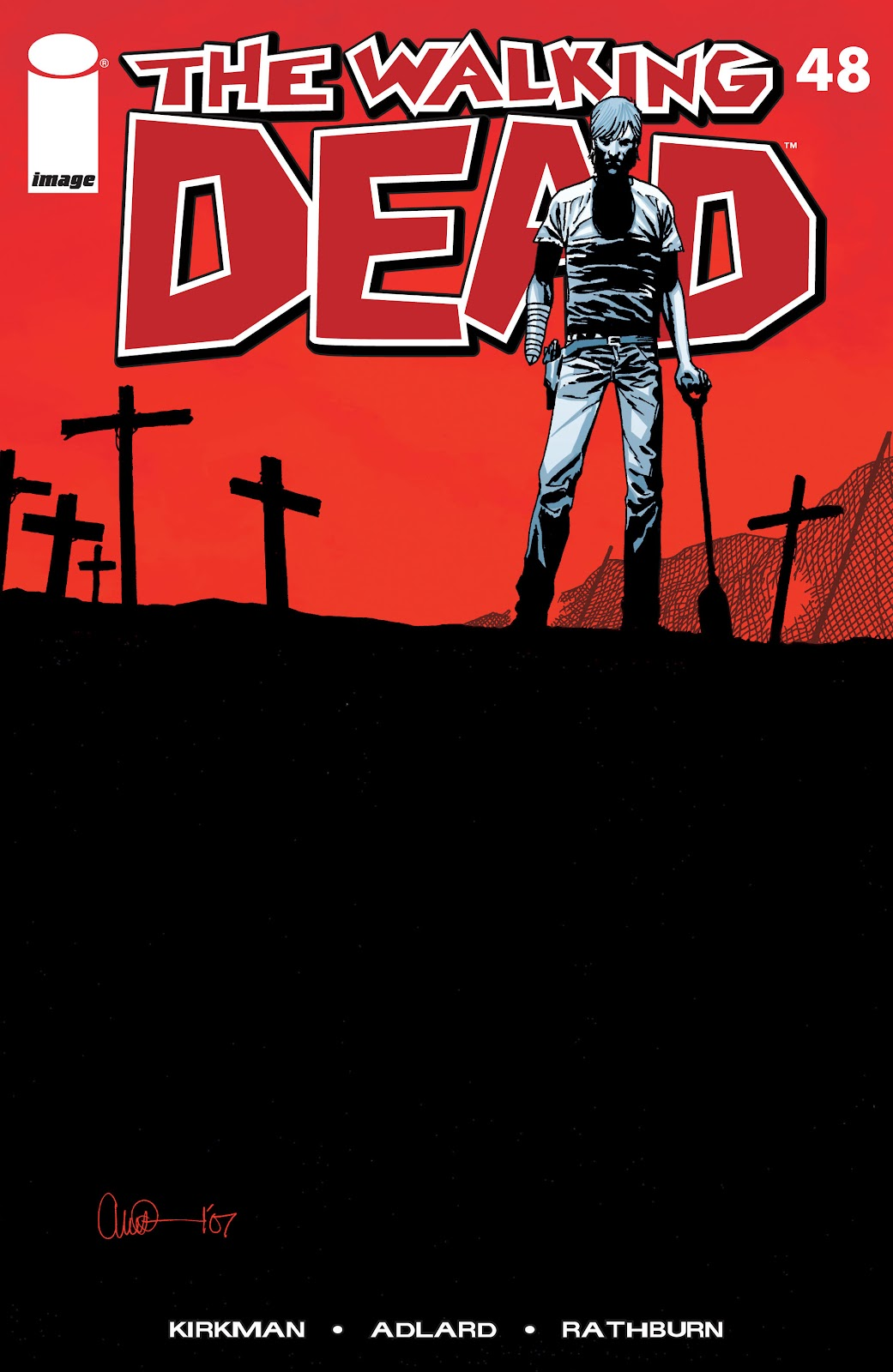 The Walking Dead issue 48 - Page 1